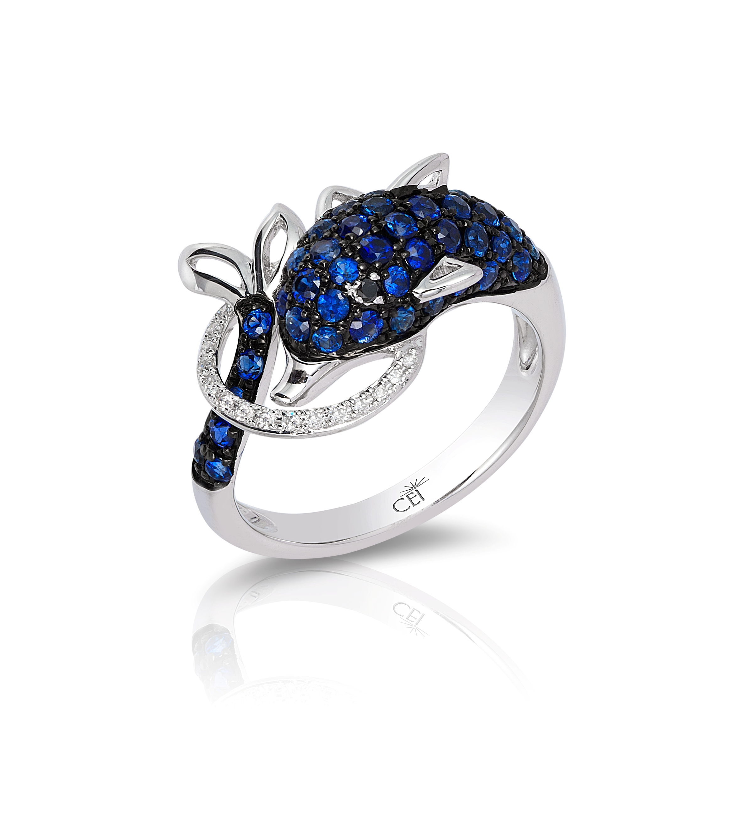 diamond gold ceylon ring h samuel and sapphire saffire rings webstore product number cluster d