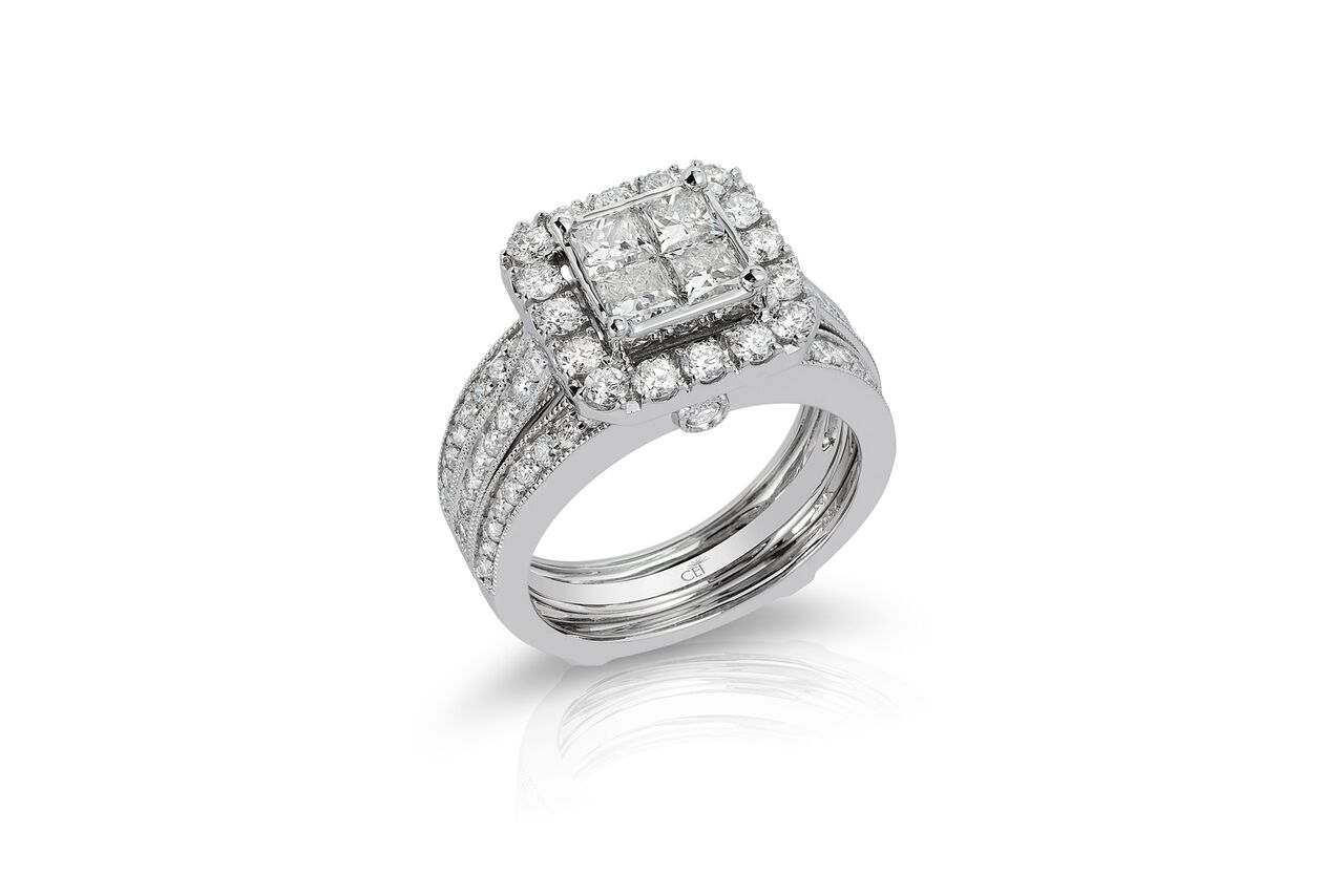million engagement ring rings wedding with dollar
